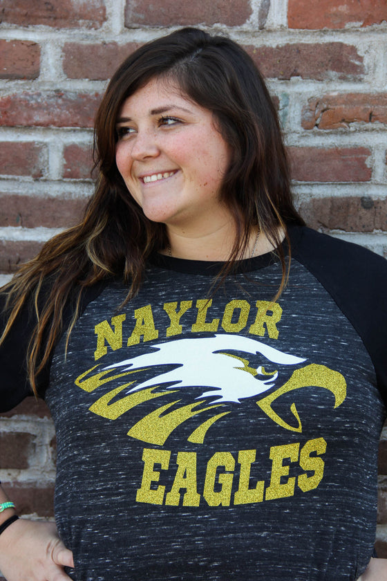 Naylor Eagles Baseball Tee