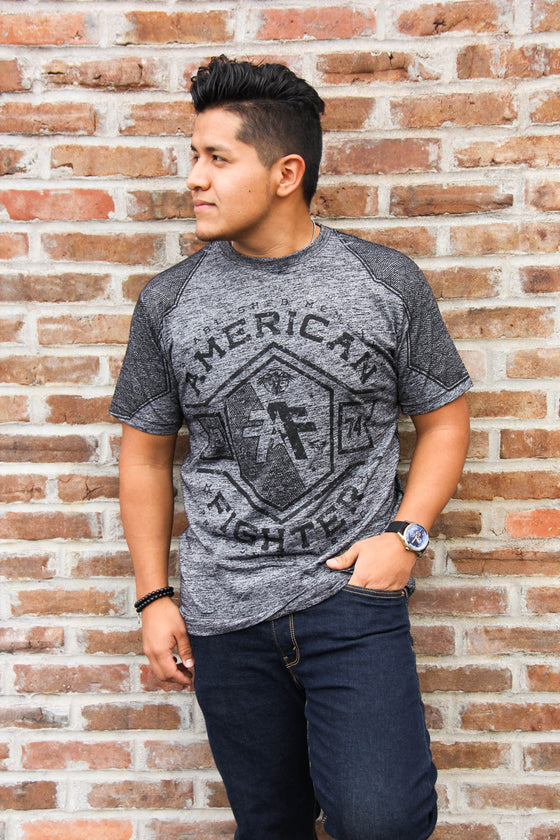 MacMurray American Fighter Tee
