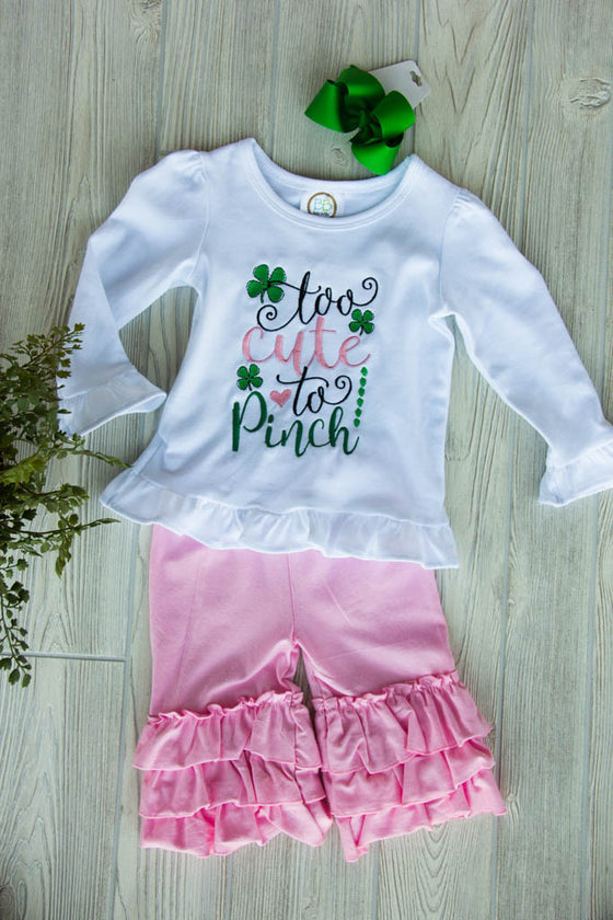 Too Cute to Pinch - Outfit Set