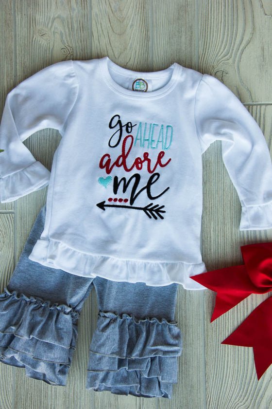 Adore Me Outfit Set