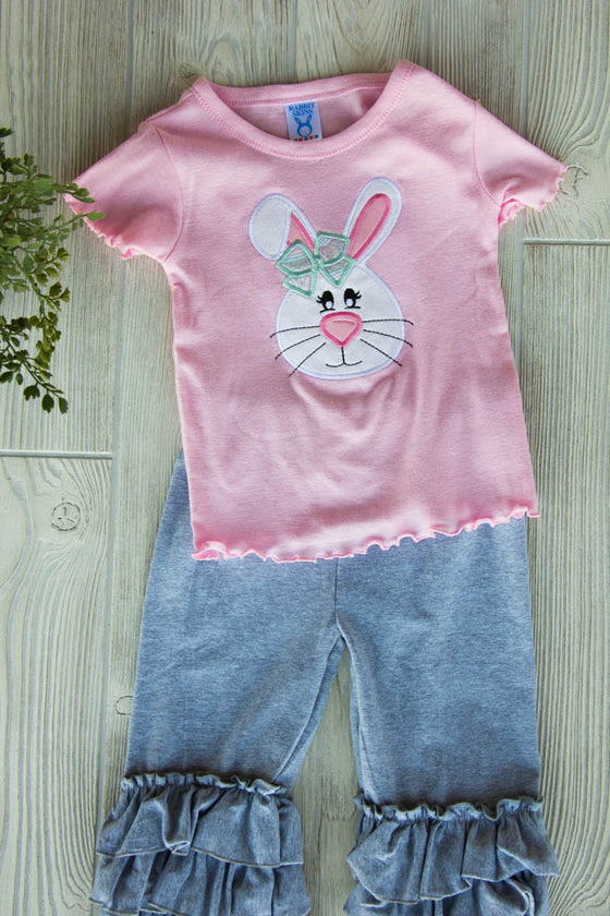 Easter Bunny Outfit Set