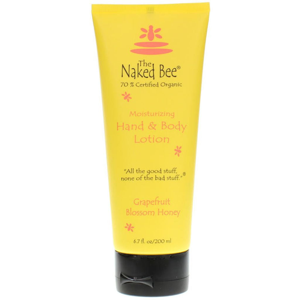 The Naked Bee | Grapefruit Large Hand Lotion
