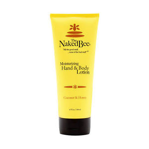 The Naked Bee | Coconut & Honey Large Hand Lotion