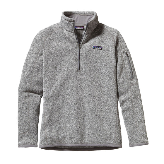 Patagonia Women's Better Sweater 1/4 -Zip Fleece