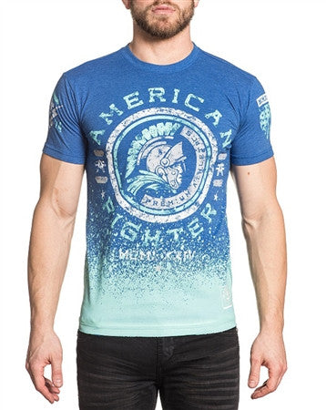 Addison Tee-American Fighter
