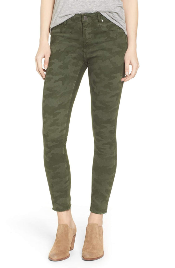 Articles of Society Carly Skinny Crop Jeans-Duke