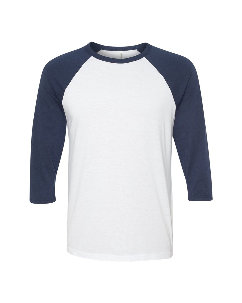 Twin Rivers Baseball Tee