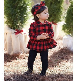 Red Buffalo Plaid Outfit