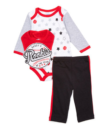 Baseball Rookie Outfit