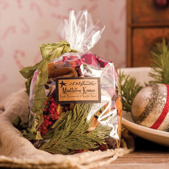 Mistletoe Kisses Scented Botanicals