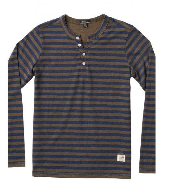 Silver Jeans BOYS LONG-SLEEVE KNIT SHIRT