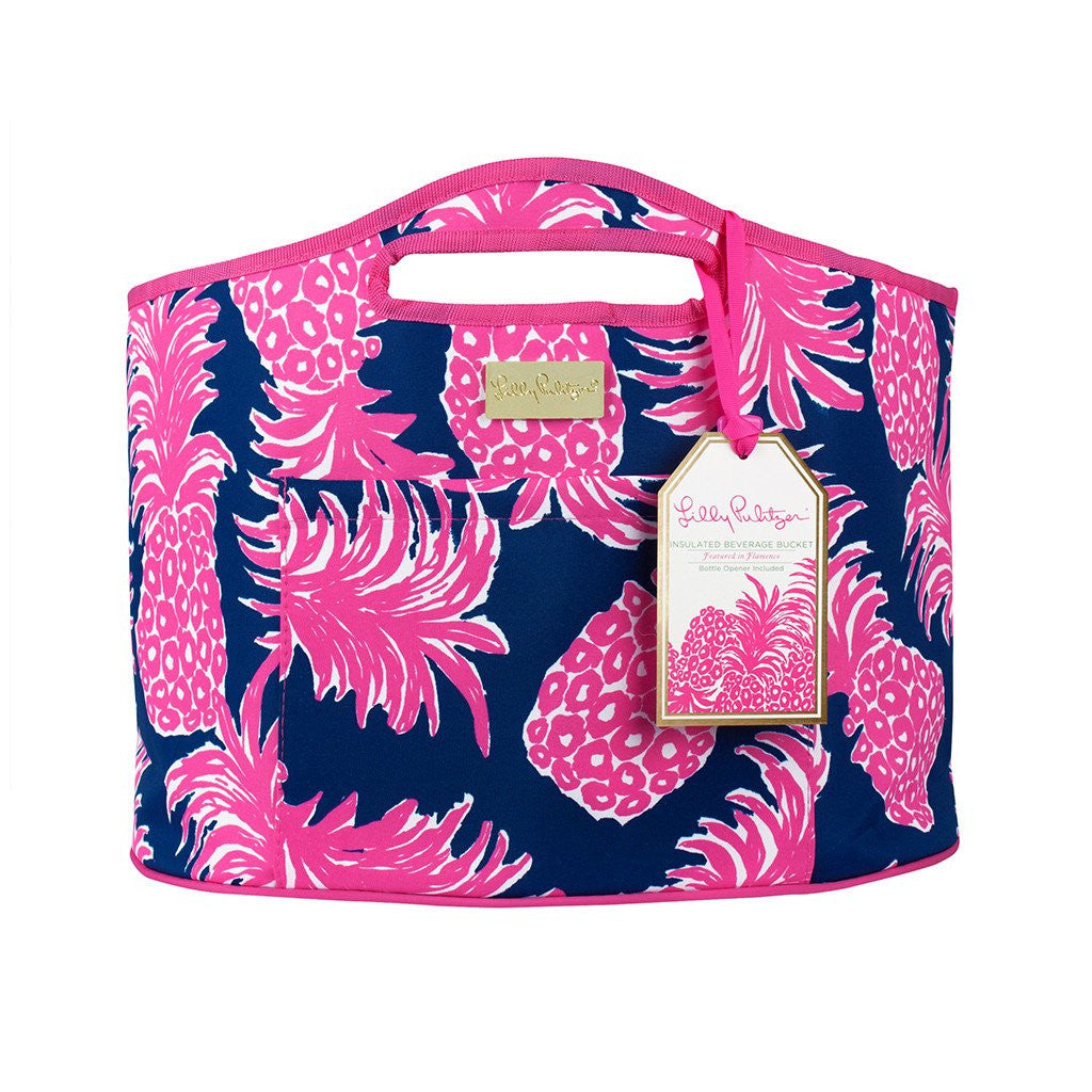 Lilly Pulitzer Oversized Insulated Beverage Bucket
