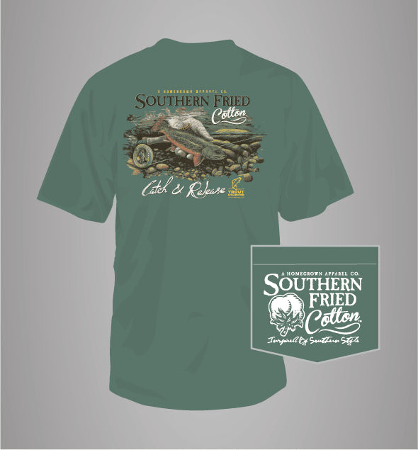 TROUT UNLIMITED T-Shirt