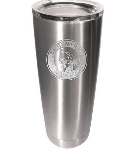 True North 20 oz Stainless Steel Tumbler