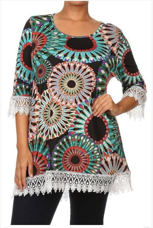 Curvy Girl Tunic