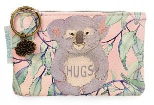 Happy Koala Coin Purse