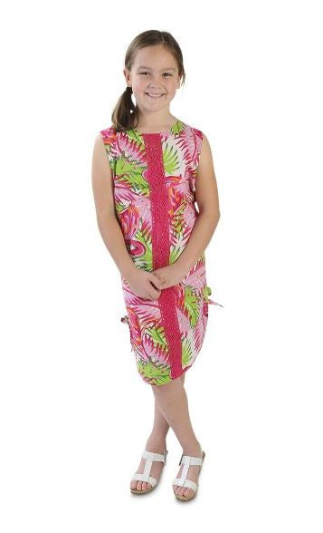 Flamingo Kids Bailey  Dress