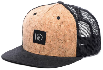 Natures Playground Hat | Black