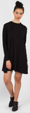 Bianca Dress | Black
