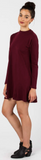 Bianca Dress | Wine