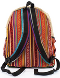 Hemp Backpack | Drop Top