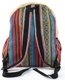 Hemp Backpack | Taste The Rainbow