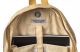 Hemp Backpack | Squared