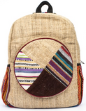 Hemp Backpack | A'round The World