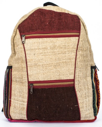 Hemp Backpack | Squad