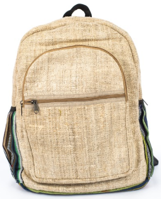 Hemp Backpack | Solids