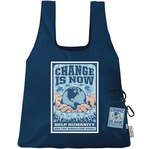 """Change Is Now"" Chicobag"