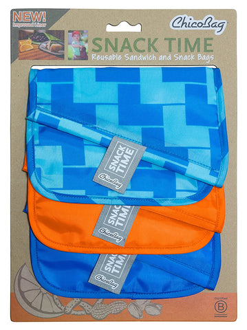 Snack Time Blue Ladder - 3 Color Set