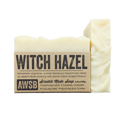 Witch Hazel Handmade Soap