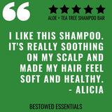 Aloe & Tea Tree Shampoo Bar