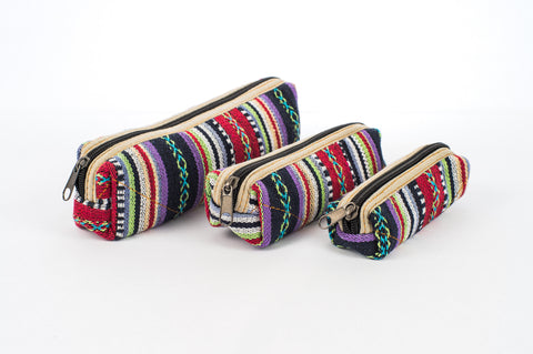 "Pure Hemp Pencil Case | GLB | ""Matryoshka"" Style 