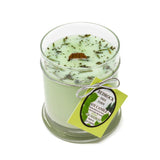 GLASS PILLAR JAR SOY CANDLE SHISO 12OZ