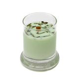 GLASS PILLAR JAR SOY CANDLE SHISO 2.75OZ