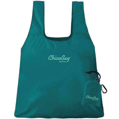 Original Aqua | Chicobag | Reusable foldable bag