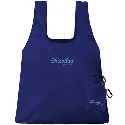 Original Mazarine Blue | Chicobag | Reusable foldable bag