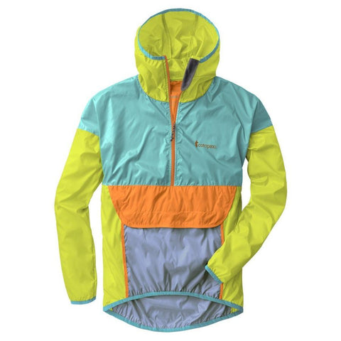 Exclusive Teca Windbreaker (Half-Zip) - Unisex - Tart