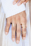 Aria Ring - Brass
