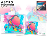 ASTRO Mighty Wallet