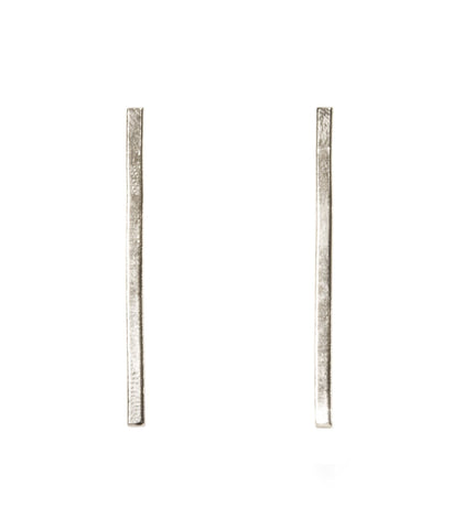 Brenn Earrings | Silver