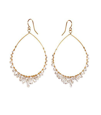 Desert Drop Earrings