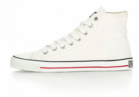 FAIR TRAINER WHITE CAP HI CUT CLASSIC JUST WHITE | JUST WHITE