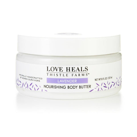 Nourishing Body Butter | Lavender