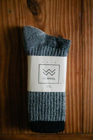 Merino Wool Mid-Weight Socks