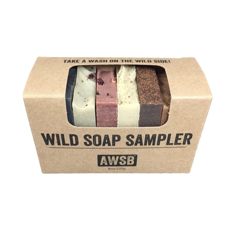 """Sampler"" Natural Handmade Soap"