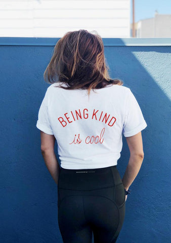 BEING KIND IS COOL - TEE