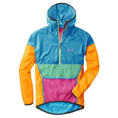Exclusive Teca Windbreaker (Half-Zip) - Unisex - Carnival